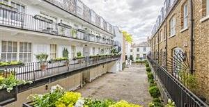 Canning Place Mews, Canning Place, W8
