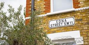 Edna Street, SW11