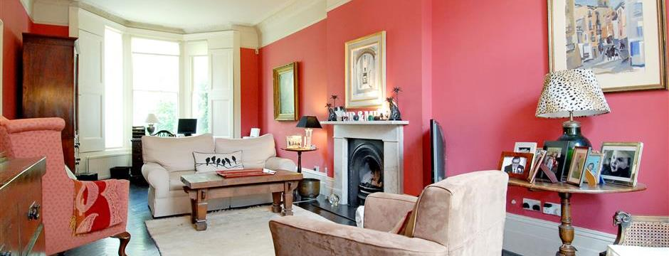Property For Sale in Ashchurch Park Villas, W12 Featuring a Garden ...