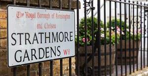 Strathmore Gardens, W8