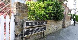 Quill Lane, SW15