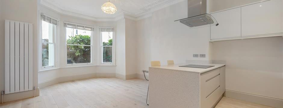 Kitchen/Reception Room