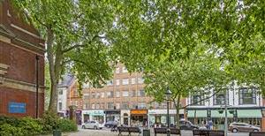 Kings Court North, Kings Road, SW3