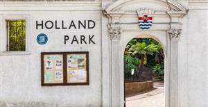 Holland Park, W11