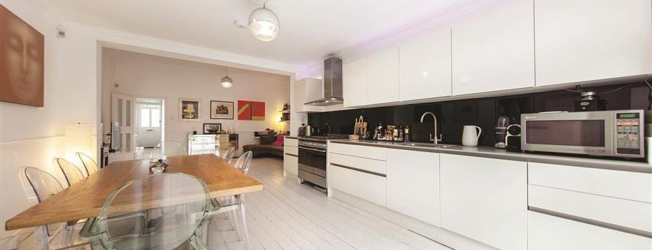 Kitchen/Reception Room