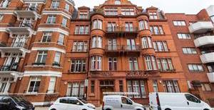 Prince Edward Mansions, Hereford Road, W2