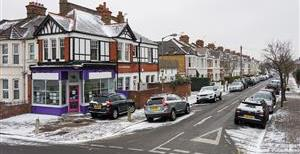Brookwood Road, SW18