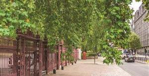 Hyde Park Gate, SW7